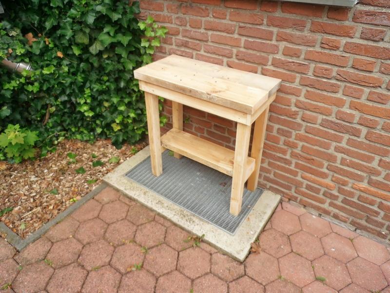 bauholz pflanztisch d lmen kratzwas naturholzkratzb ume. Black Bedroom Furniture Sets. Home Design Ideas