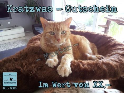 Kratzwas Gutschein